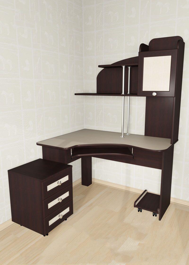 Стол для компьютера мебел 14.