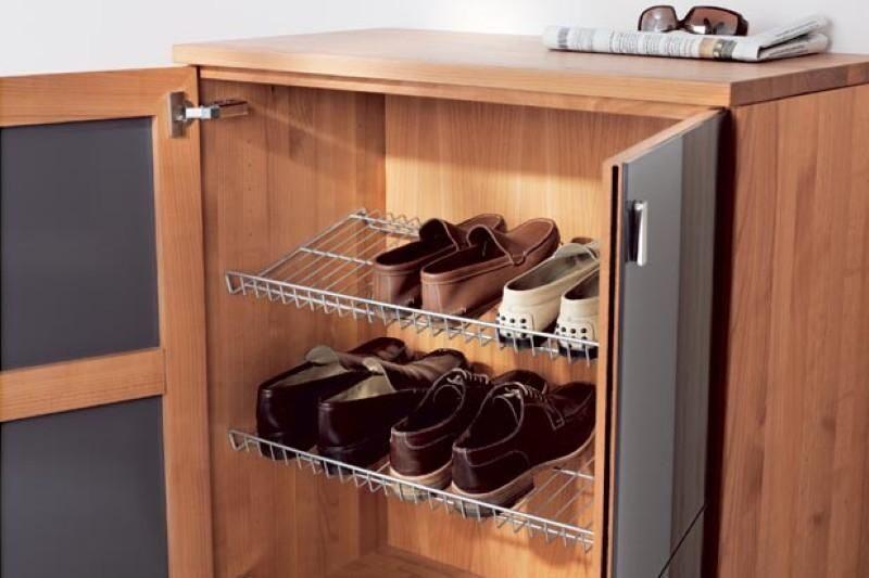 Как сделать полки у шкафов
