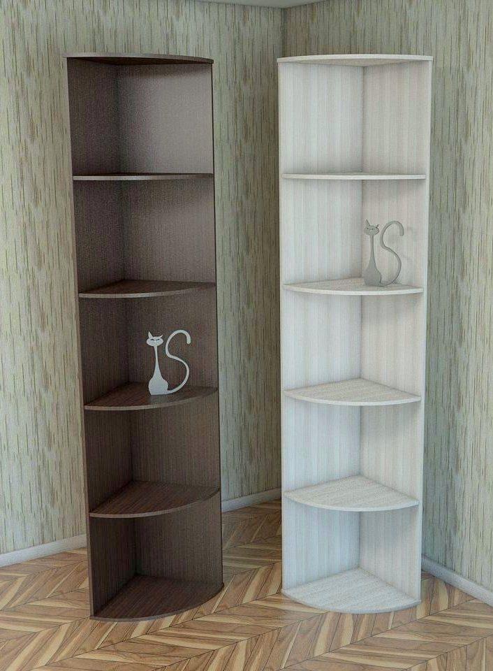 Угловой стеллаж для книг с зеркальными дверями doepke-spb.ru.